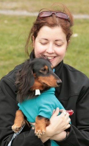 Tanya Martin, BSc., ADFS., RD. - Wiener Dog Lady, Clinical Dietitian, CKC Member, Freelance Writer